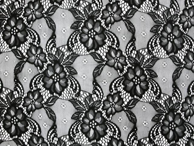 Buttercup Floral - black