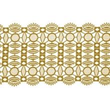 Adele Lace Ribbon  - gold