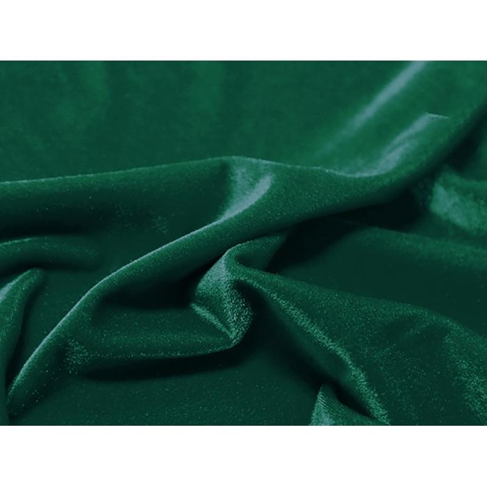 smooth velvet CHR-C/FOREST GREEN
