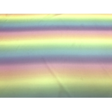 Rainbow Dream Printed Georgette - żorżeta