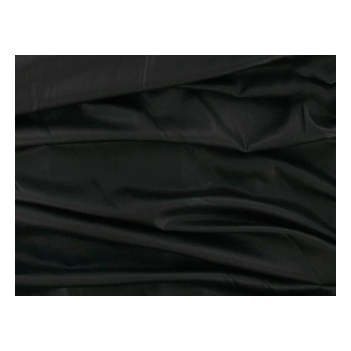 Leather Look Lightweight Lycra - black