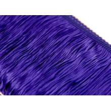 Frędzle elastyczne 15, 30 cm DSI  - sapphire