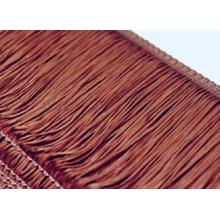 Frędzle elastyczne 15, 30 cm DSI  - cocoa