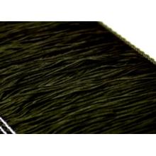 Frędzle elastyczne 15, 30 cm DSI  - black