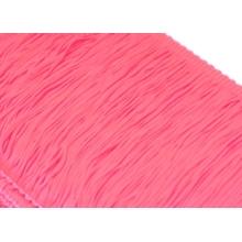 Frędzle elastyczne 15, 30 cm DSI  - coral