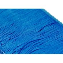 Frędzle elastyczne 15, 30 cm DSI  - turkus