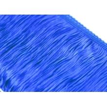 Frędzle elastyczne 15, 30 cm DSI  - ocean blue