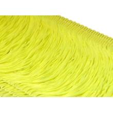 Frędzle elastyczne 15, 30 cm DSI  - lime