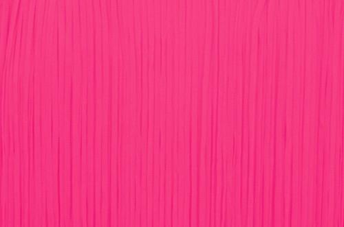 Frędzle płaskie elastyczne 25cm - cerise