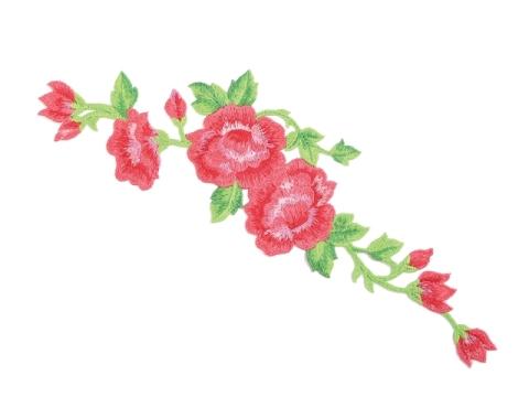 Isla Flower Motif