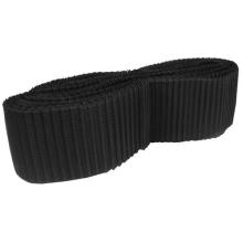 Krynolina plisowana 76mm - black