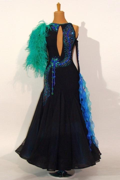 Sukienka do tańca MJD3006