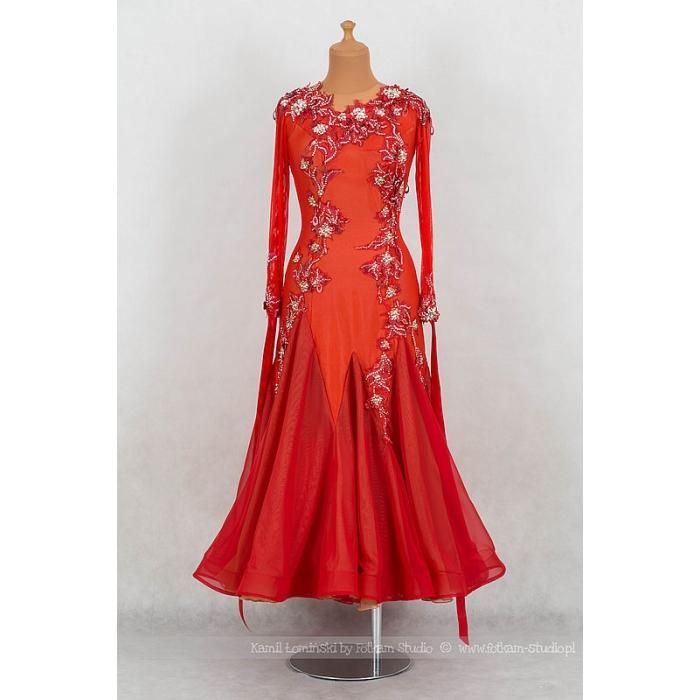 Sukienka MJD2905