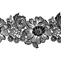 Sevilla Lace Ribbon