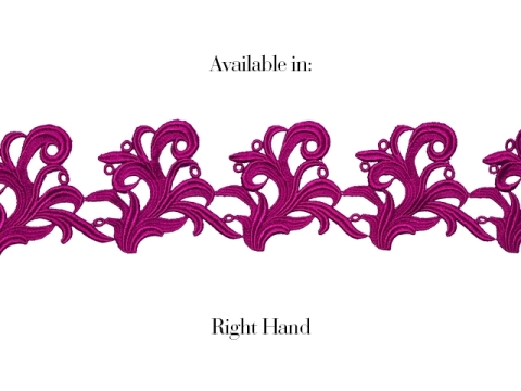 Lucy CHR Ribbon Lace*