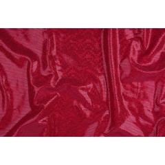 DISCO FOILED LYCRA flamenco-red