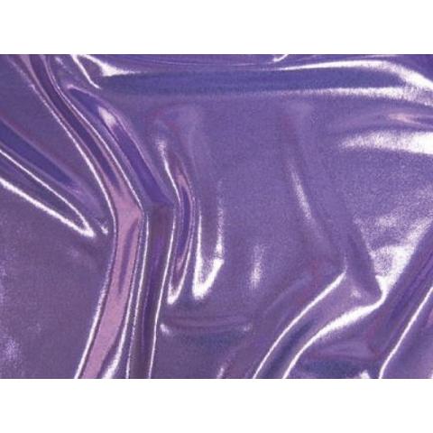 METALLIC DOT LYCRA pink on lavender