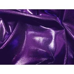METALLIC DOT LYCRA purple on purple