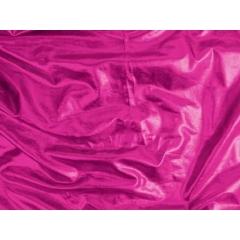 METALLIC FOILED LYCRA hawaiian pink