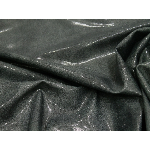 GLOSS LEATHER LYCRA antique grey
