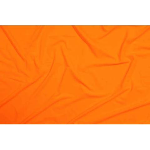 METALLIC MESH tangerine