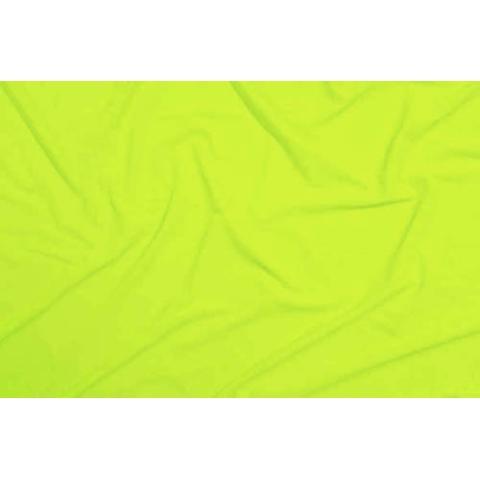 METALLIC MESH lime
