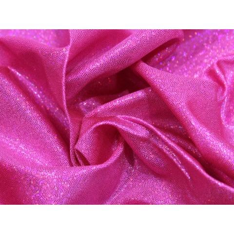 LYCRA HOLOGRAM pink on pink