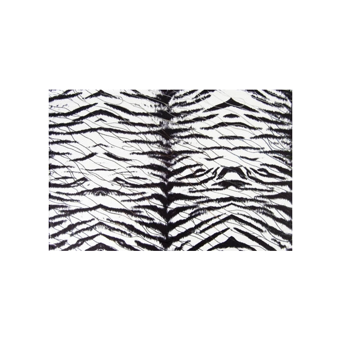 Tiger Lycra / white black - Tiger Lycra