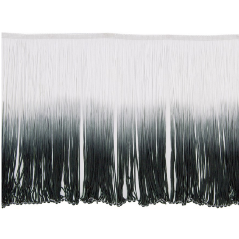 Frędzle cieniowane elastyczne 30cm DSI