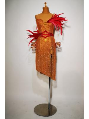 Suknie nowe - łacina